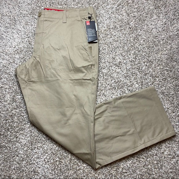 Under Armour Other - Under Armour Performance Chino Tapered Leg Pants